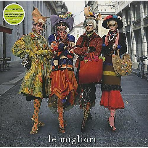 Alliance Minacelentano - Le Migliori Vrs 2 (Yellow Vinyl)