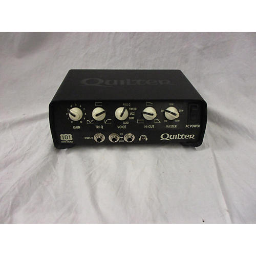 Quilter Labs Mini 101 Solid State Guitar Amp Head