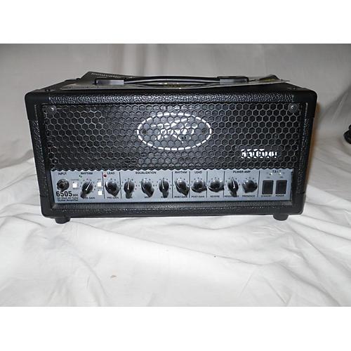 used peavey mini 6505 head tube guitar amp head guitar center. Black Bedroom Furniture Sets. Home Design Ideas