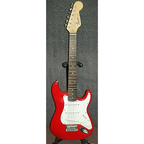 Squier Mini Affinity Stratocaster Torino Red Electric Guitar