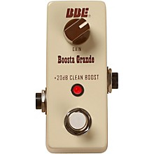 BBE Mini Boosta Grande Clean Boost Pedal
