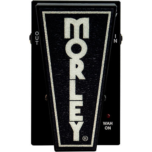Morley Mini Classic Switchless Wah Effects Pedal