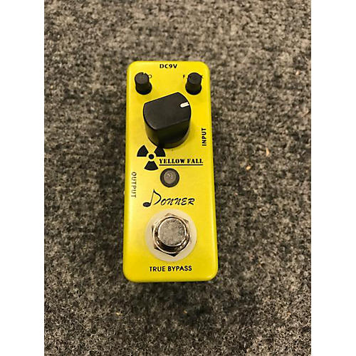 Donner Mini Delay Effect Pedal