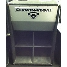 Cerwin-Vega Mini Earthquake Unpowered Subwoofer