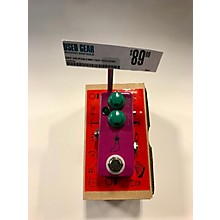 JHS Pedals Mini Foot Fuzz Effect Pedal