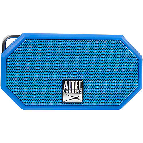 Altec Lansing Mini H2O 3 Portable Waterproof Bluetooth Speaker