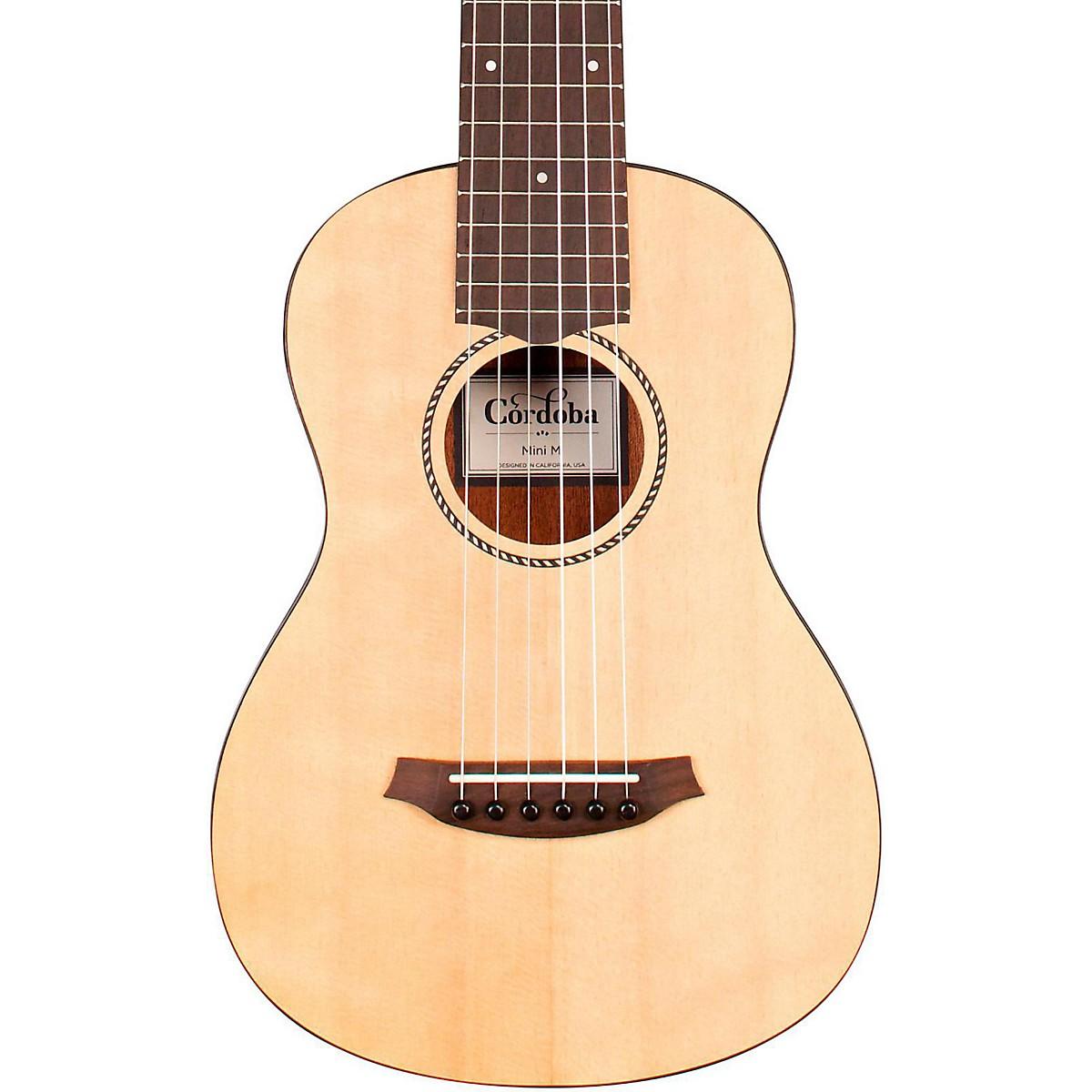 Cordoba Mini Mahogany Nylon String Acoustic Guitar