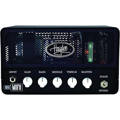 hayden mini mofo 15 15w tube guitar amp head guitar center. Black Bedroom Furniture Sets. Home Design Ideas