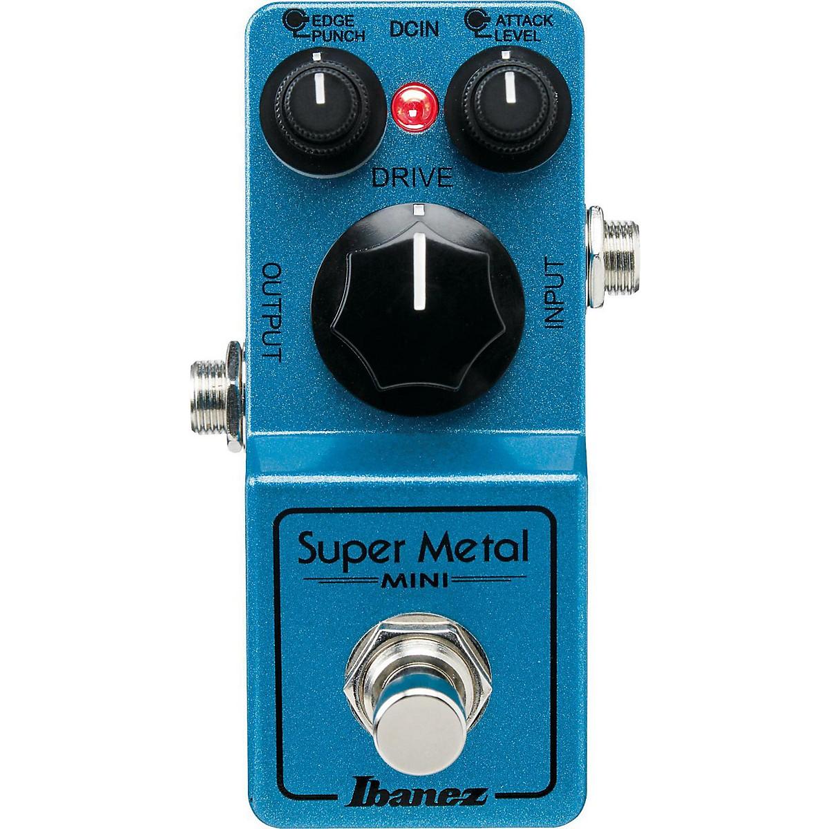 Ibanez Mini Super Metal Guitar Pedal