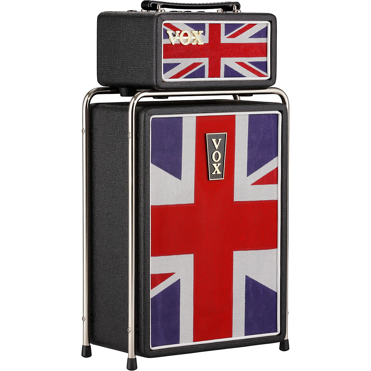 Vox Mini Superbeetle Union Jack 25W 1x10 Mini Guitar Amplifier Stack