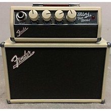 Fender Mini Tone-Master Battery Powered Amp