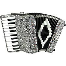 SofiaMari Mini Traveler Accordion - Zebra Pearl