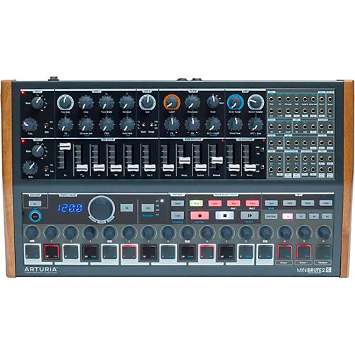 Arturia MiniBrute 2S Analog Desktop Synthesizer/Sequencer