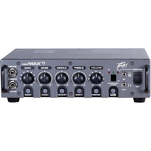 Peavey MiniMAX 500W Bass Amp head