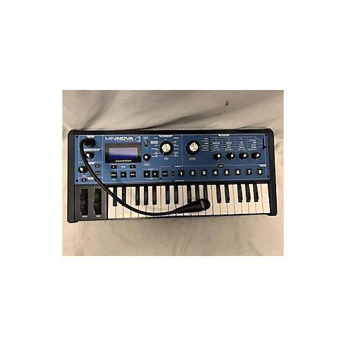 used novation mininova mini synthesizer guitar center. Black Bedroom Furniture Sets. Home Design Ideas