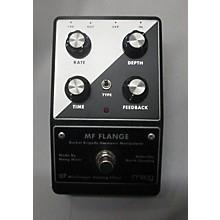 Moog Minifooger MF Flange Effect Pedal