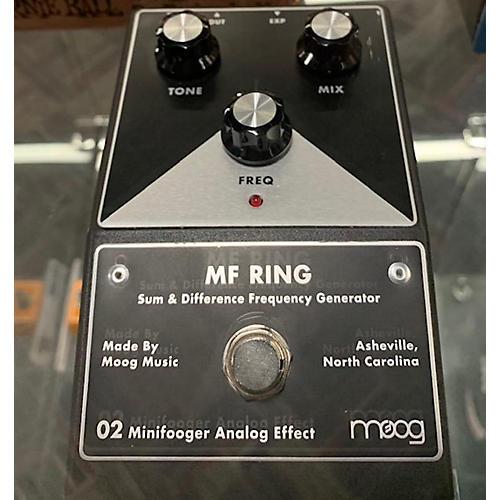 Moog Minifooger MF Ring Effect Pedal