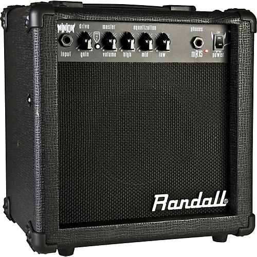Randall Minion Series MR15 15W 1x6.5 Guitar Combo Amp