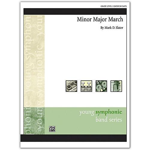 Alfred Minor Major March 2 (Medium Easy)