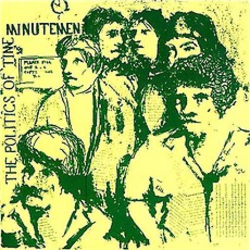 Alliance Minutemen - Politics of Time