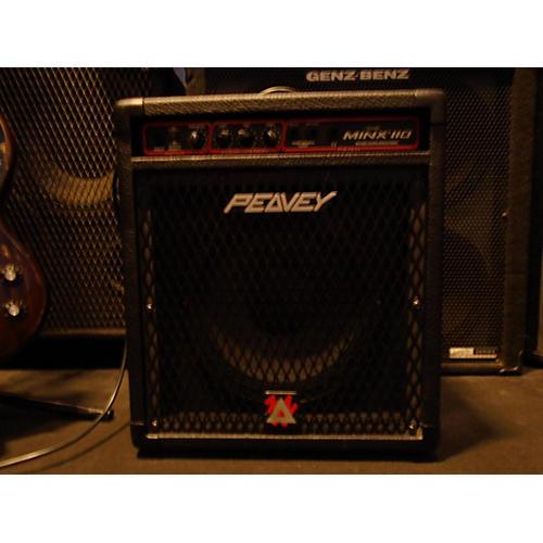 Peavey Minx 110 Bass Combo Amp Bass Combo Amp