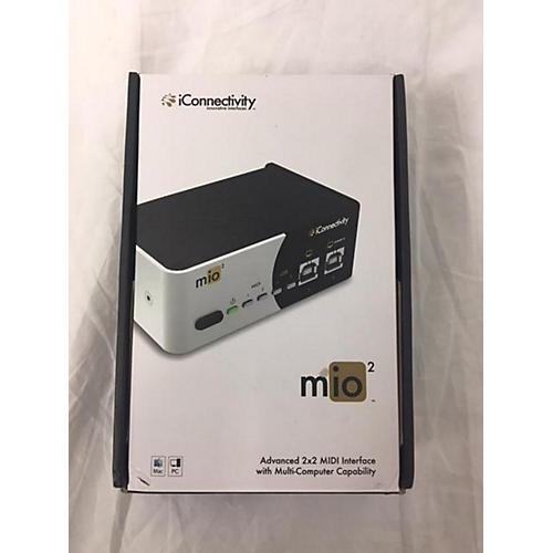iConnectivity Mio2 MIDI Interface