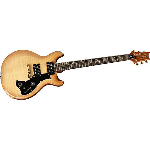 PRS Mira Flame Maple Top, Standard Neck with Bird Inlays and Gold Hardware Electric Guitar