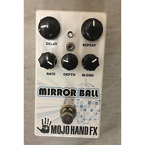 Mojo Hand FX Mirrorball Effect Pedal