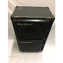 Mesa Boogie Miscellaneous 2x15 1200W 4Ohm Bass Cabinet