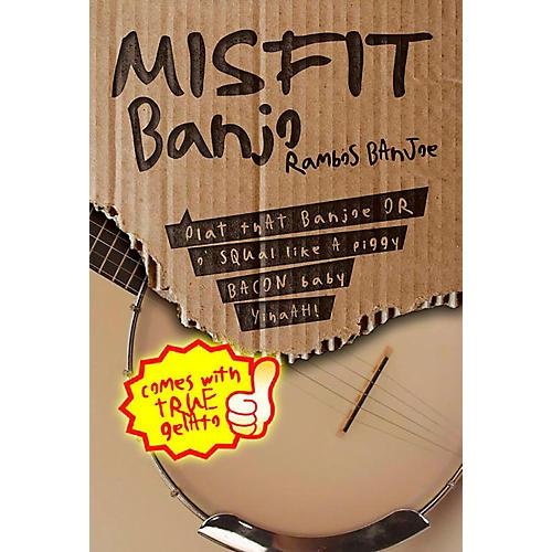 8DIO Productions Misfit Series: Banjo