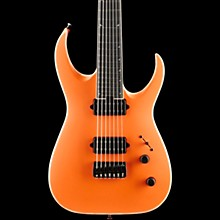 Jackson Misha Mansoor Juggernaut HT7 7-String Electric Guitar Lambo Orange