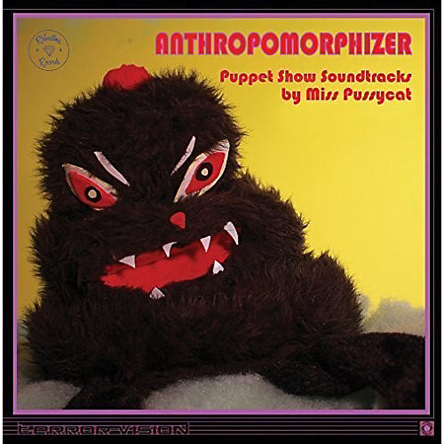 Alliance Miss Pussycat - Anthropomorphizer (Original Soundtrack)