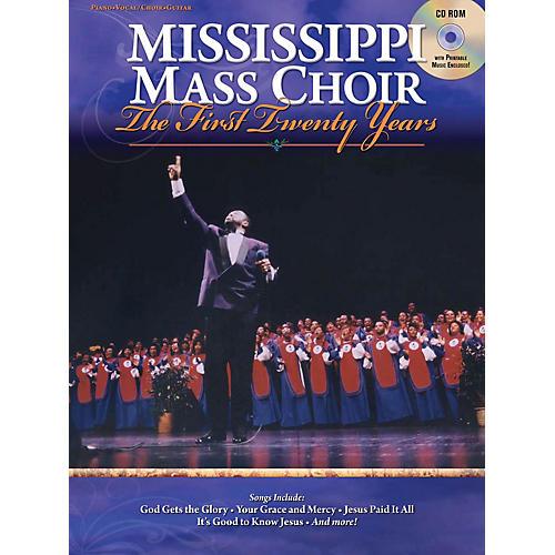 Shawnee Press Mississippi Mass Choir (Book/CD-ROM Pack) by Mississippi Mass Choir