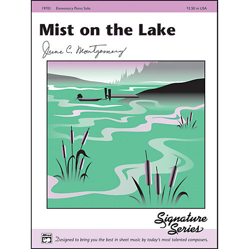 Alfred Mist on the Lake