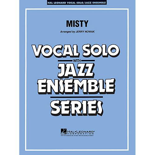 Hal Leonard Misty (Key: C) Jazz Band Level 3-4