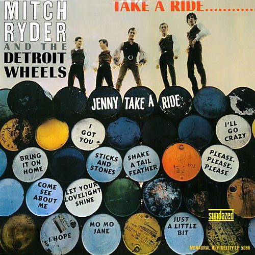 Alliance Mitch Ryder - Take a Ride