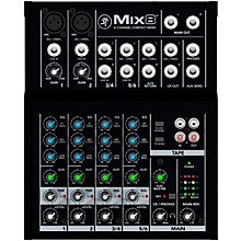 Mackie Mix8 8-Channel Compact Mixer Level 1