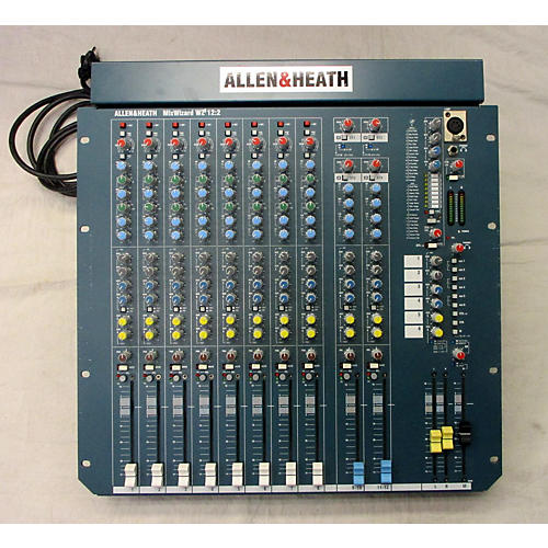 Allen & Heath MixWizard WZ3 12:2 Unpowered Mixer