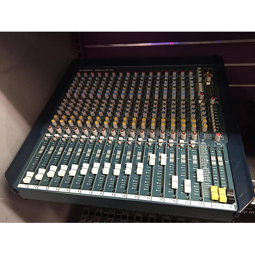 Allen & Heath MixWizard WZ3 16:2 Unpowered Mixer