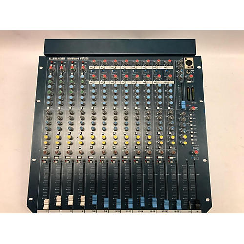 Allen & Heath MixWizard WZ320S Unpowered Mixer