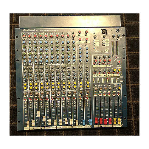 Allen & Heath MixWizard3 14:4:2+ Unpowered Mixer