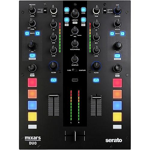 Mixars Mixars Duo MKII 2-channel DJ Mixer