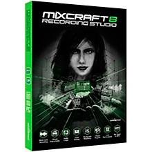 Acoustica Mixcraft 8 Recording Studio - Box