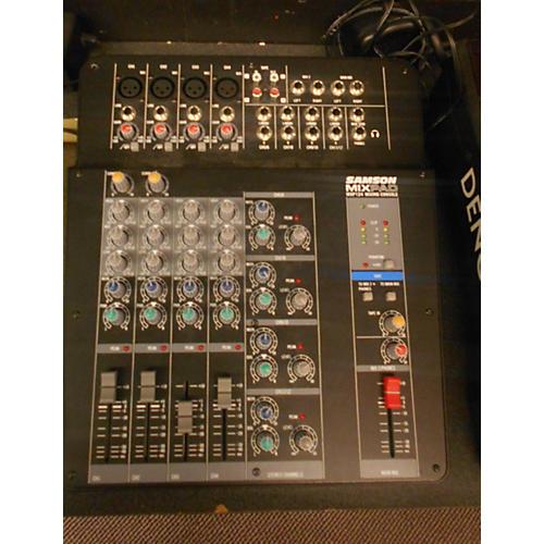 Samson Mixpad Mxp124 Unpowered Mixer