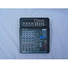 Samson Mixpad Unpowered Mixer