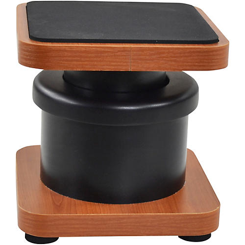 Zaor Miza D Stand Desktop Speaker Stand Pair Black