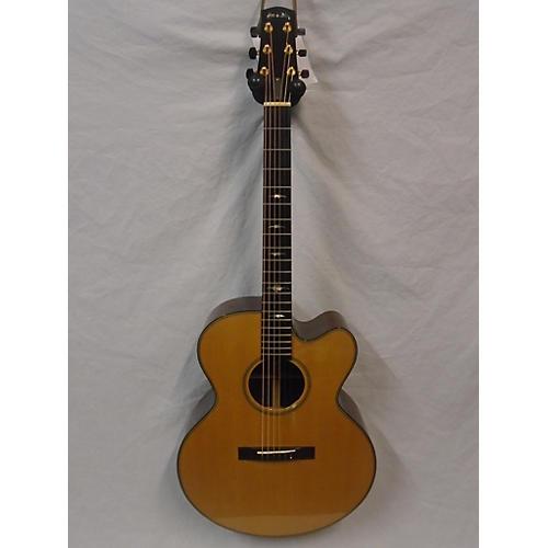 Huss & Dalton Mjc Acoustic Electric Guitar