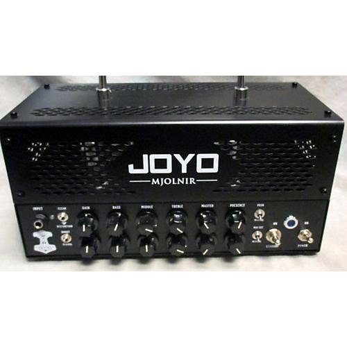 used joyo mjolnir tube guitar amp head guitar center. Black Bedroom Furniture Sets. Home Design Ideas