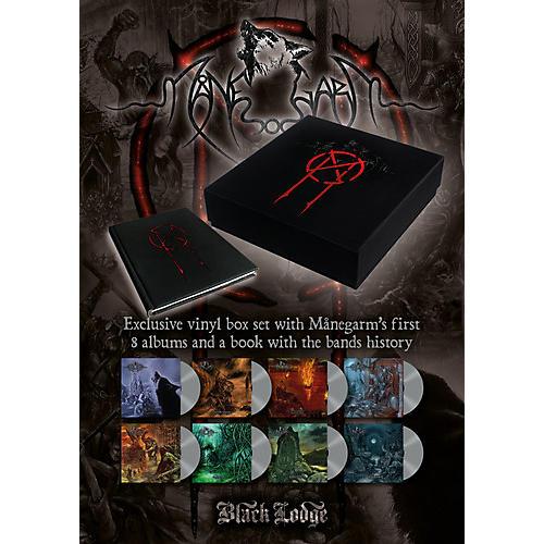 Alliance Månegarm - 8LP Boxset + Book
