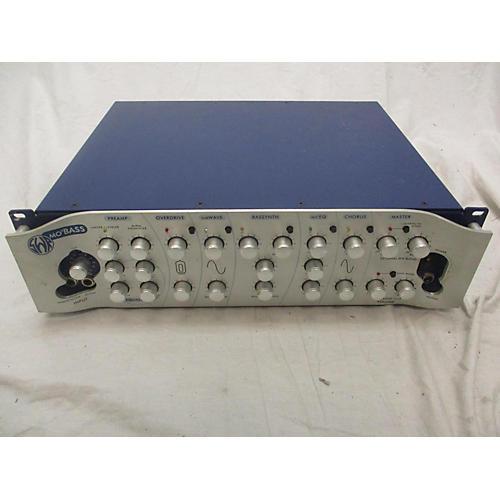 SWR Mo Bass Bass Amp Head